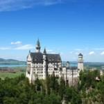 Nueschwanstein Castle in Bavaria